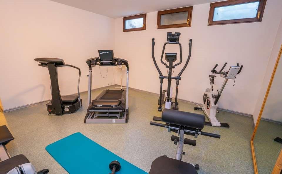 Fitnes v Mavrici